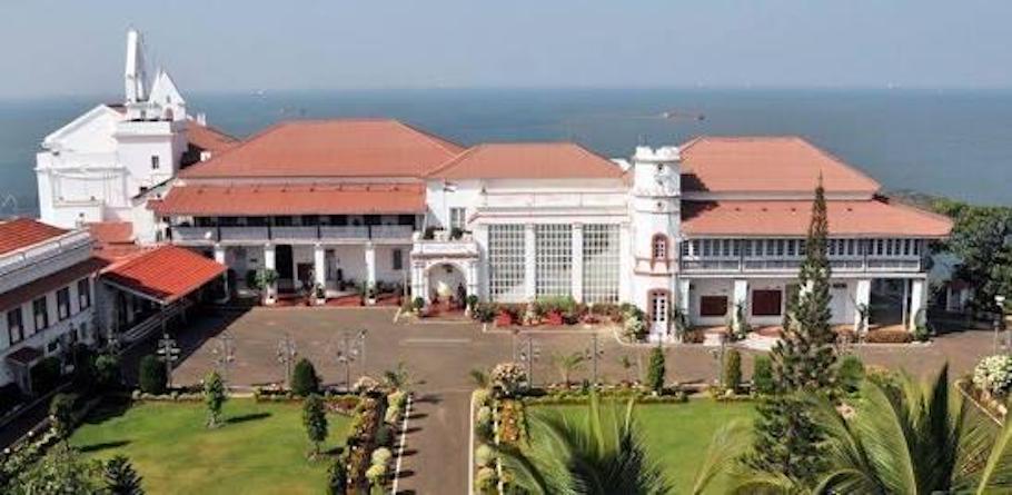 Congress criticises Goa's government over new Raj Bhavan plan