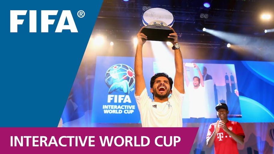 Back in 2004, FiFA Launched its First FIFA Interactive World Cup