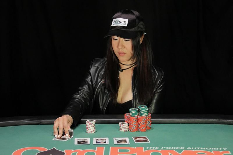 A transient sex offender charged in slaying poker pro Susie Zhao