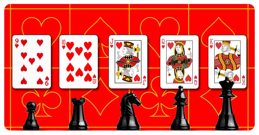 Chess + Poker = Choker?!