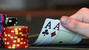 Gutshot Poker Dictionary - Sandbagging