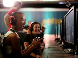 Some benefits of playing video games