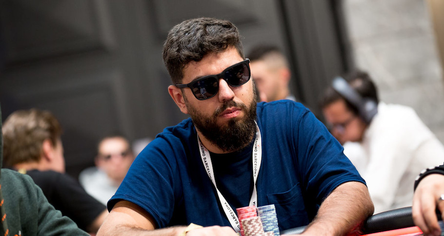 Andre 'PTFisherman23' Marques took down the WCOOP Main Event