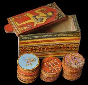 India and it's history of playing cards