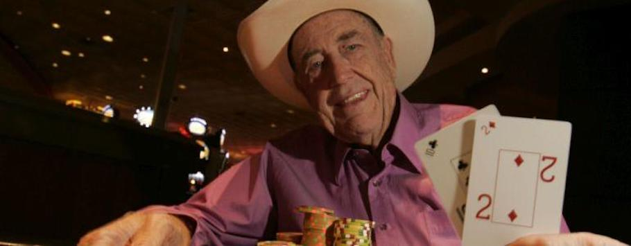 Gutshot Poker Dictionary – The Doyle Brunson Hand