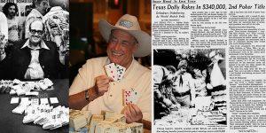 Gutshot Poker Dictionary – The Doyle Brunson Hand