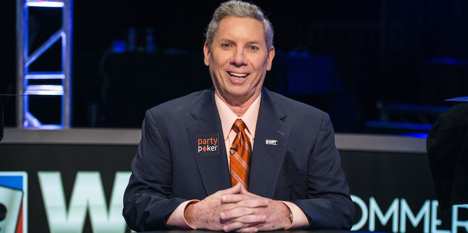 Poker industry mourns the passing away of Mike Sexton