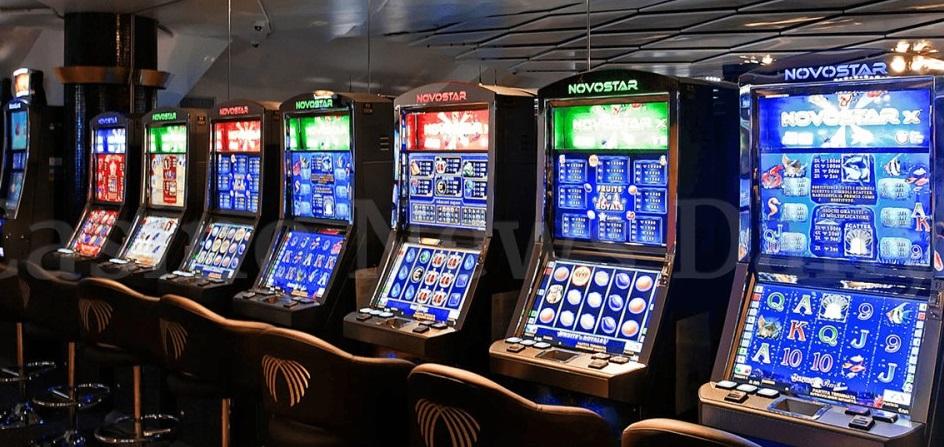 How casinos make money - Slot Machines