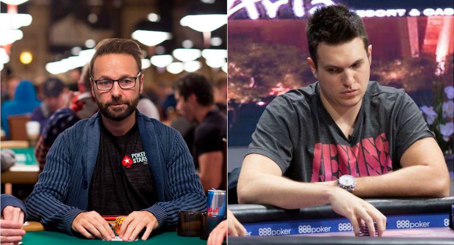Polk and Kidpoker heads-up grudge match finalised on 1 Nov!