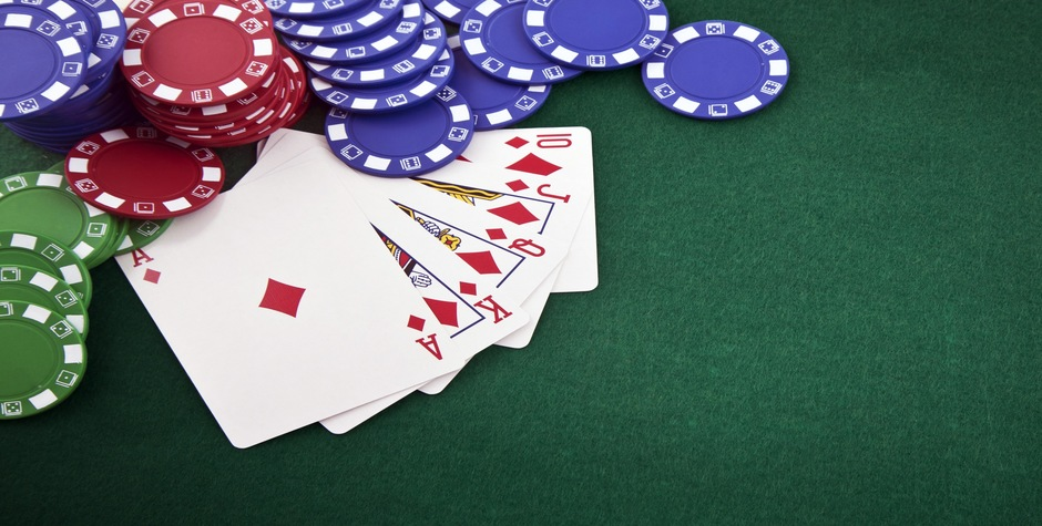 Gutshot Poker Dictionary - Door Card