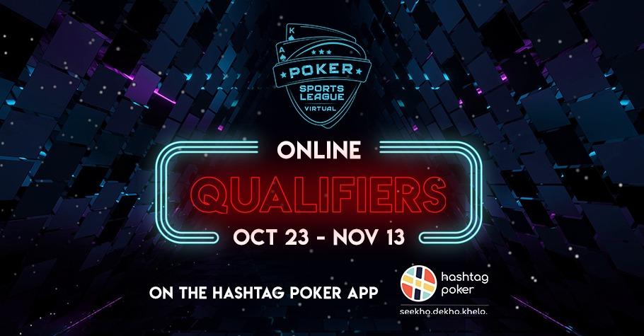 Qualifier for Season 3 on Poker Sports League to begin soon!