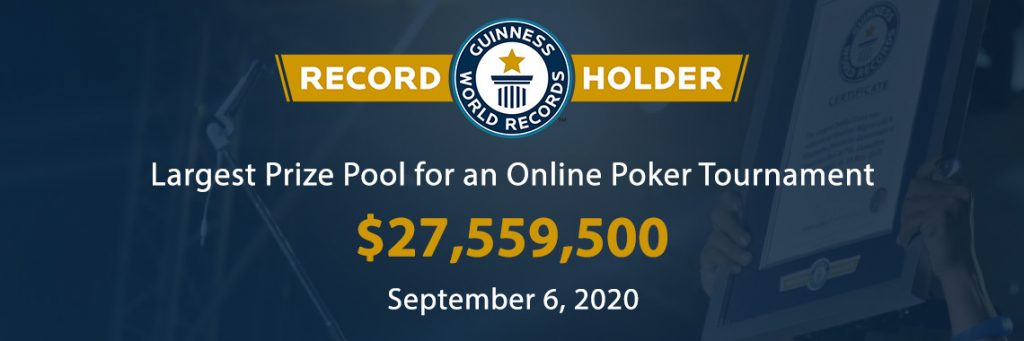 GGPoker breaks Guinness World Records for largest prizepool