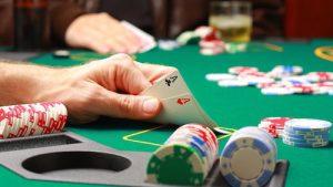 Gutshot Poker Dictionary - Hit and Run