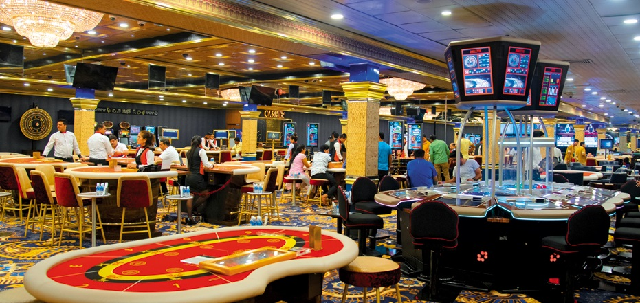 Tips for a first time poker player at the casino!