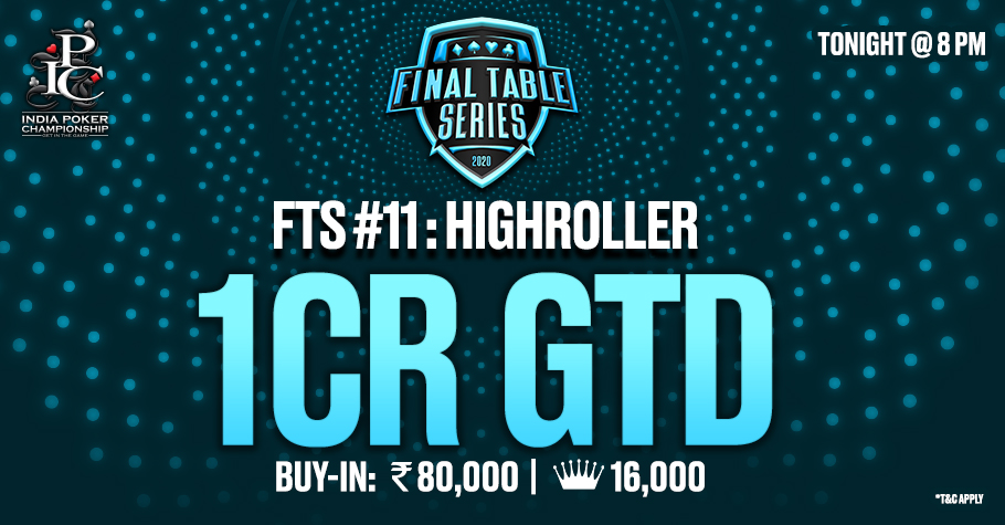 Reach New Heights At The FTS Highroller!