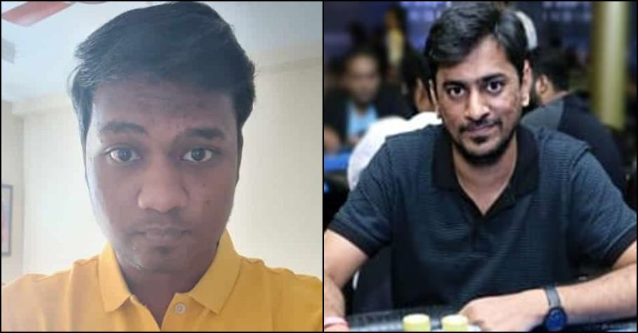 Abhishek Gubba leads Event #5 FT; Singhvi in Contention