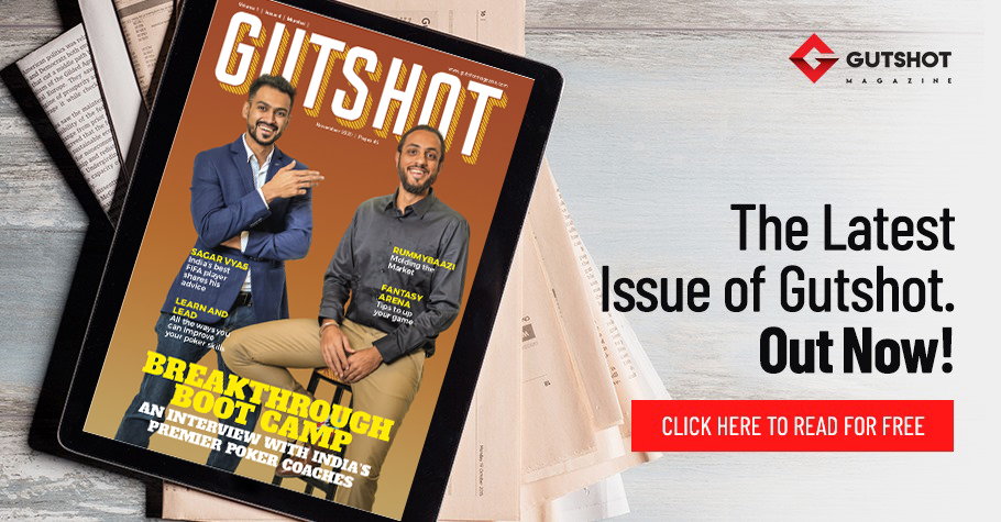 November Edition of Gutshot's E-Magazine Is Here! Fresh And FREE!