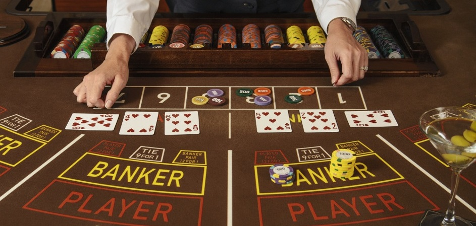 How Casinos Make Money - Baccarat