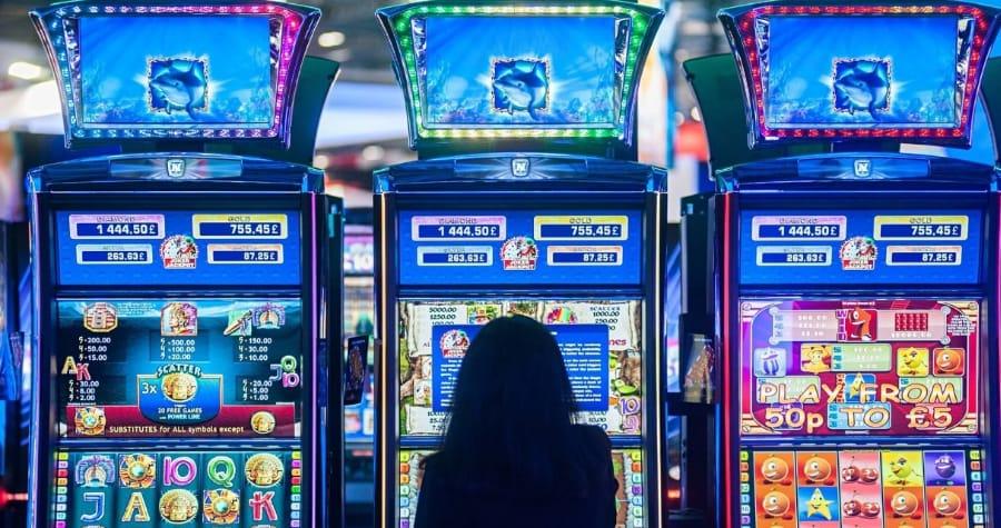 crazy slot machine slangs from around the world