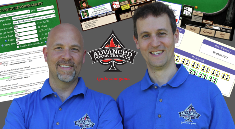 Claim Black Friday Prices at Advanced Poker Training NOW!