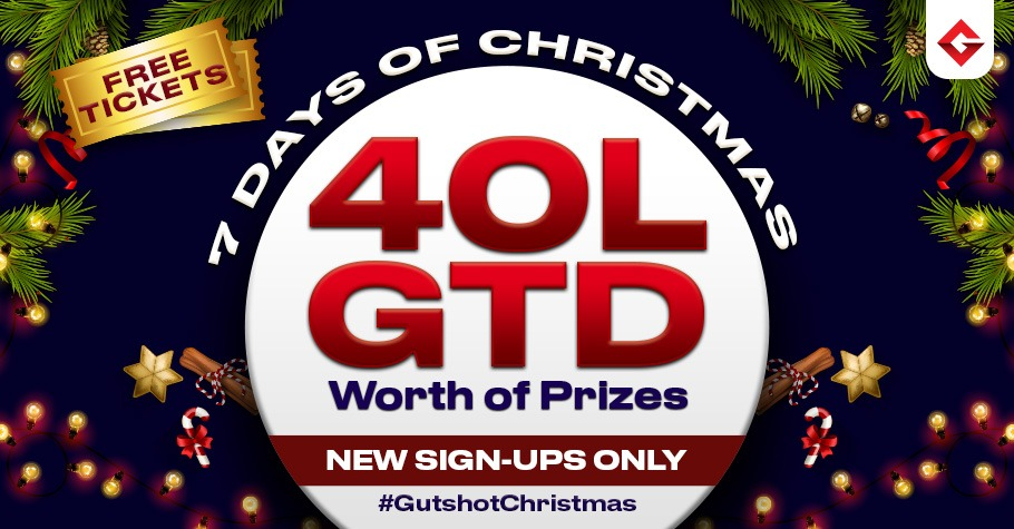 Gutshot's 7 Days Of Christmas