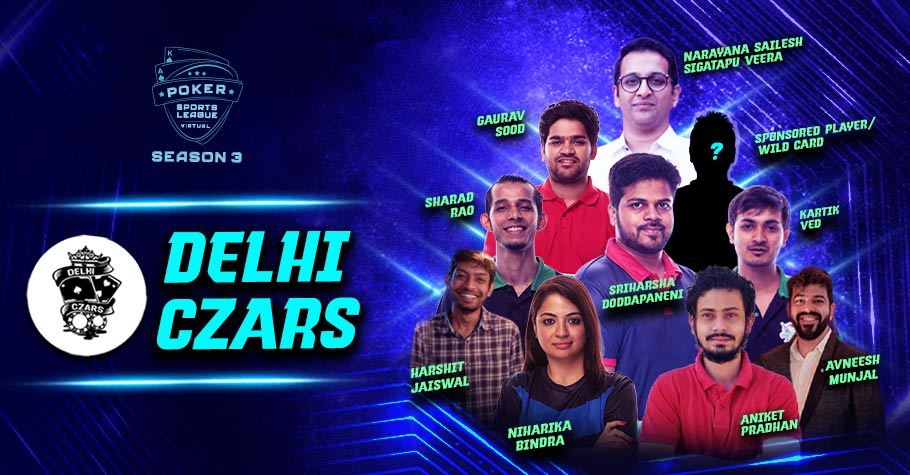 Delhi Czars Are All Geared Up For PSL Season 3 Virtual