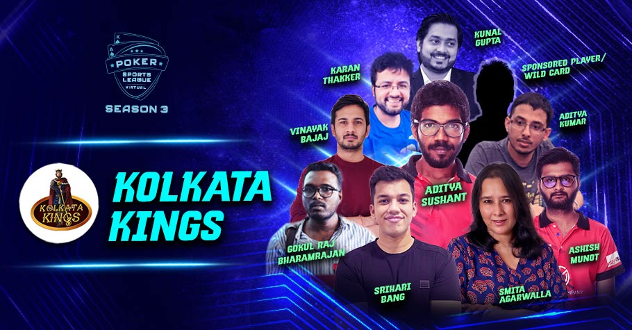 PSL Season 3 Virtual: Kolkata Kings Are Ready For A Shot At Victory