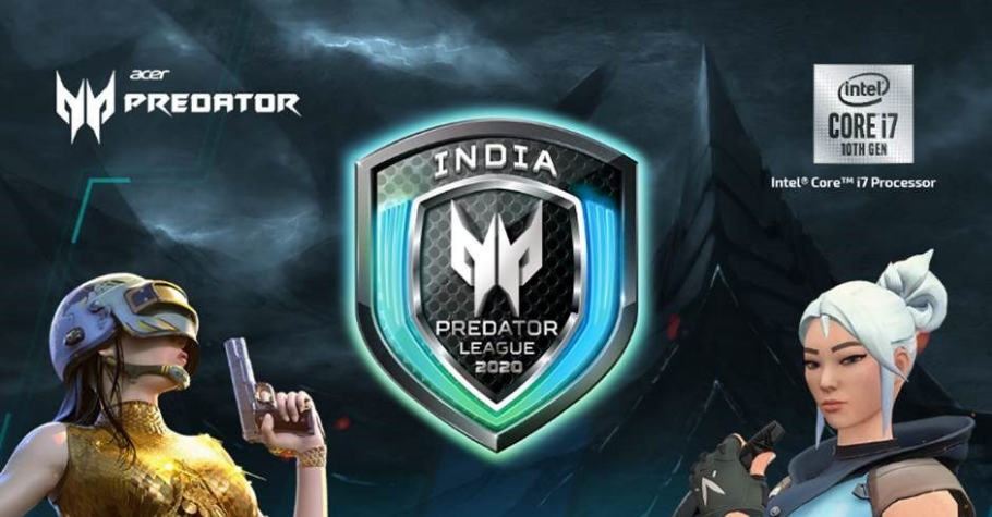 India's Acer Predator Gaming League 2020 Starts From December