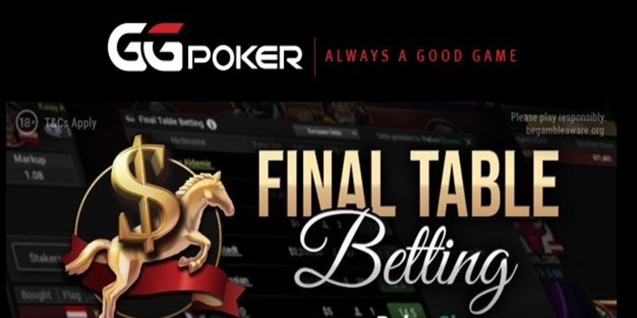 Want To Bet On Poker Final Table? Here's how!
