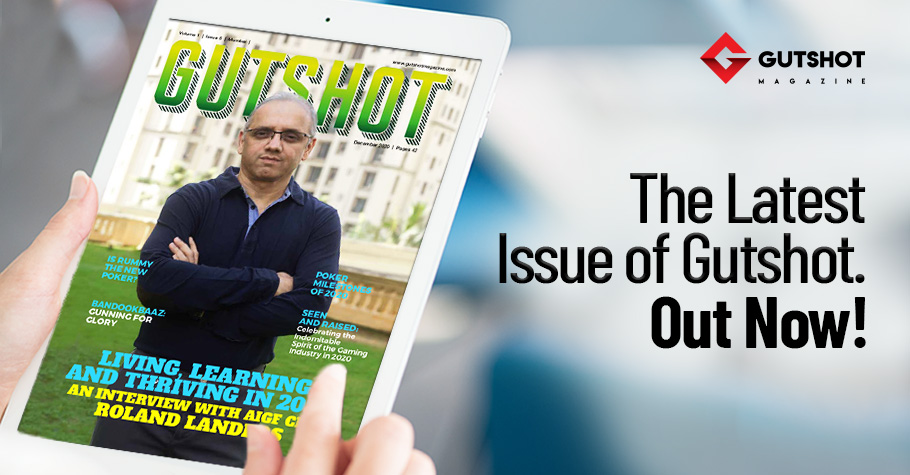 Gutshot's Dec E-Mag Is Out Now And It's FREE To Read