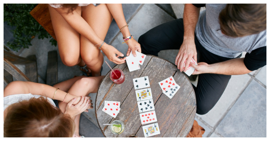 Did you celebrate Card Playing Day today?!