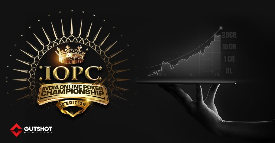 IOPC Grows Bigger And Bolder With Time; Players Can Win Big
