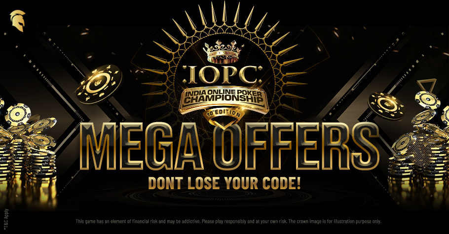 IOPC's Special 10th Edition Mega Offers Just For You