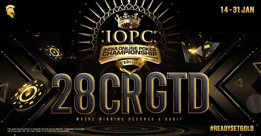 IOPC Announces EPIC 28 Crore GTD
