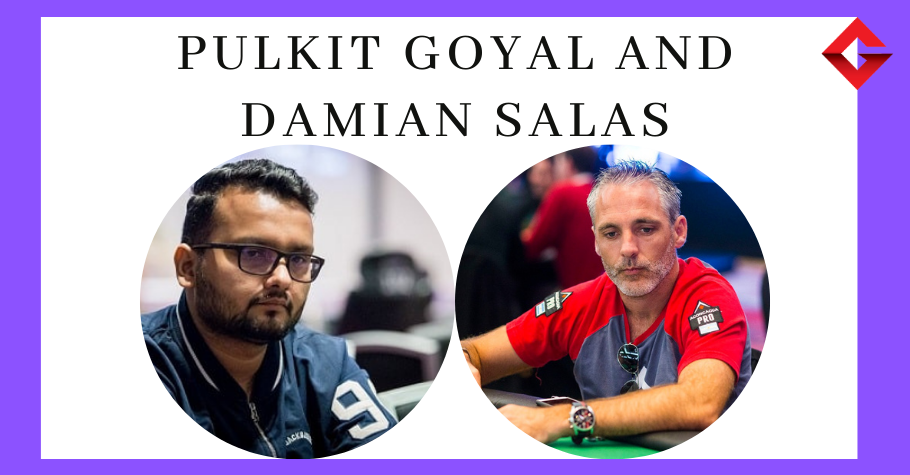 Fans of Damian Salas And Pulkit Goyal are eternally thankful for their wins