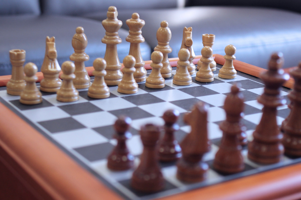 TOP 5 Board Games For Family Game Night chess