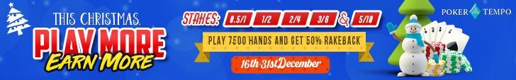 PokerTempo Christmas