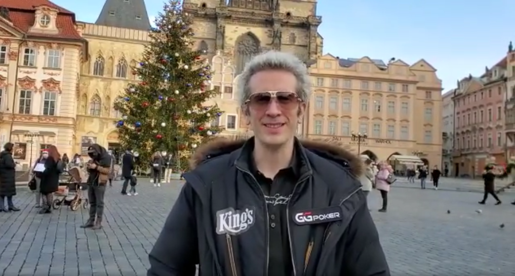 WATCH: ElkY Wishes Good Luck To Indian Poker Community