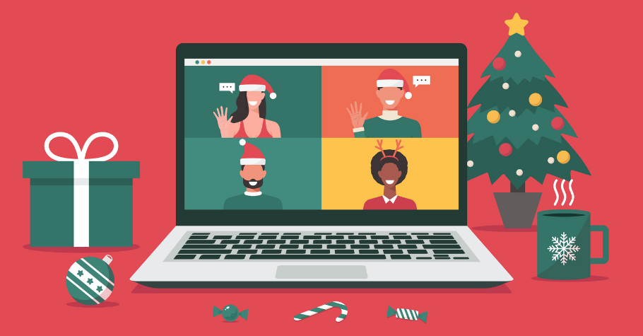 How To Host An Online Poker Christmas Party