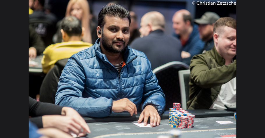 Pulkit Goyal WSOPC 2020