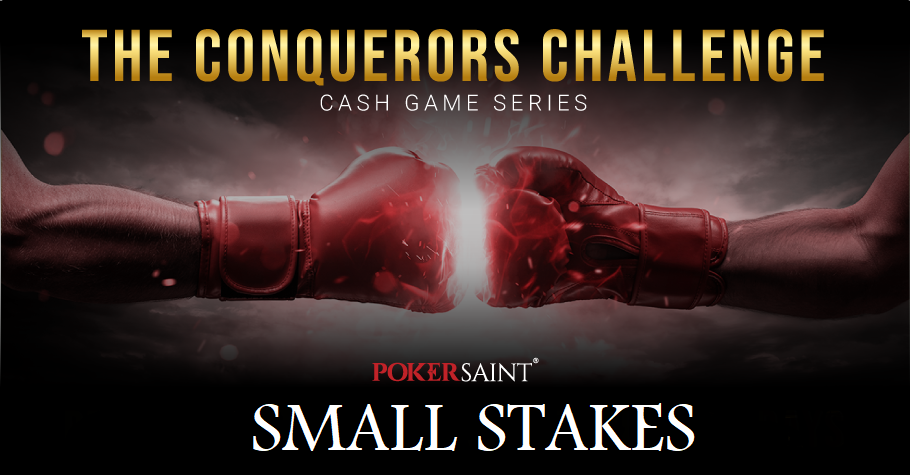 'Amit_mandal' Tops PokerSaint's Conquerors Challenge Leaderboard!