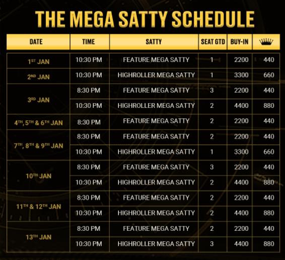 IOPC Mega Satty