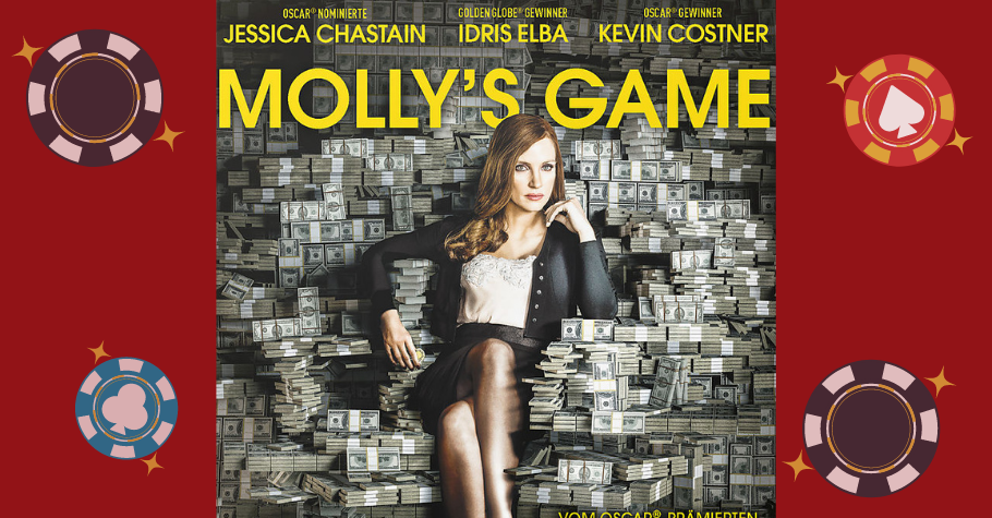 Jessica Chastain Starrer Molly's Game Is The PERFECT Watch For Every Poker Fan