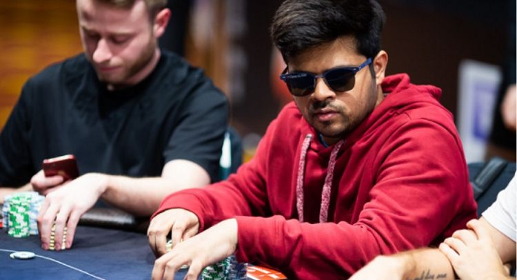 Sriharsha completes the double; IOPC SHR title comes home!