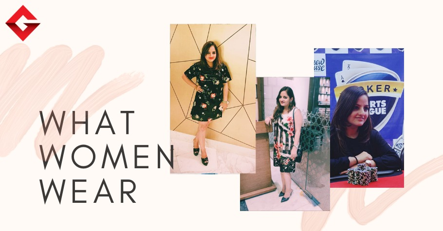 What Women Wear: Poker Player Simran Malhotra's sartorial choices