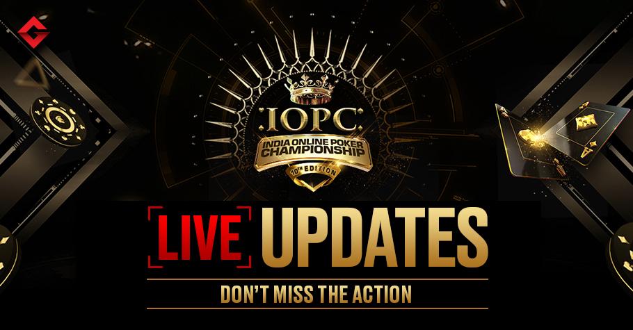 IOPC Jan 2021 - Live Updates
