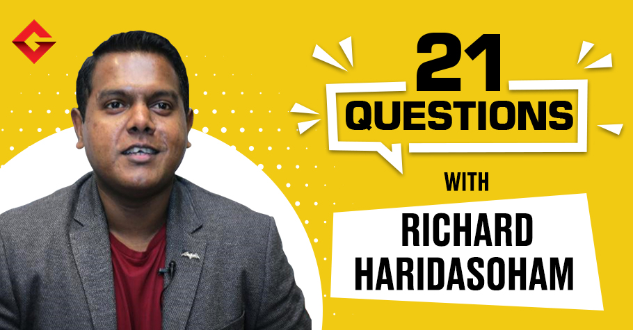 21 Questions With Poker Powerhouse Richard Haridasoham