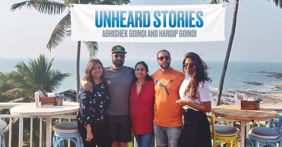 Unheard Stories: Here's a tale of Abhishek Goindi you didn't know