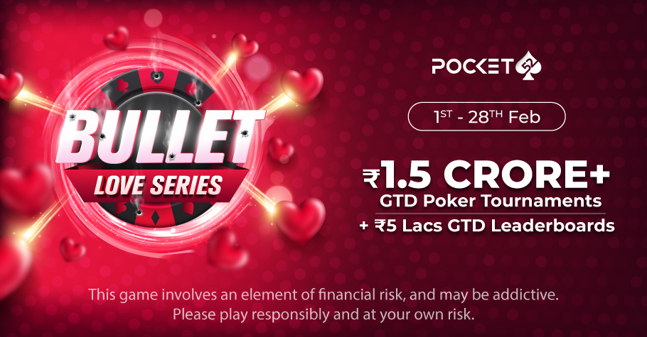 Pocket52 Presents Bullet Love Series Worth More Than INR 1.5 Crore