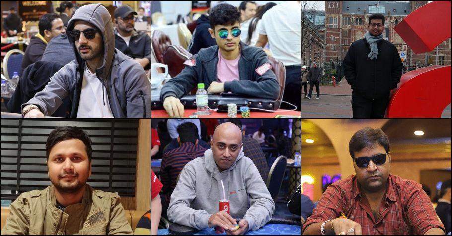 Jaswal, Laksh Pal, Purohit, Purohit Among Those on IOPC Main Event FT